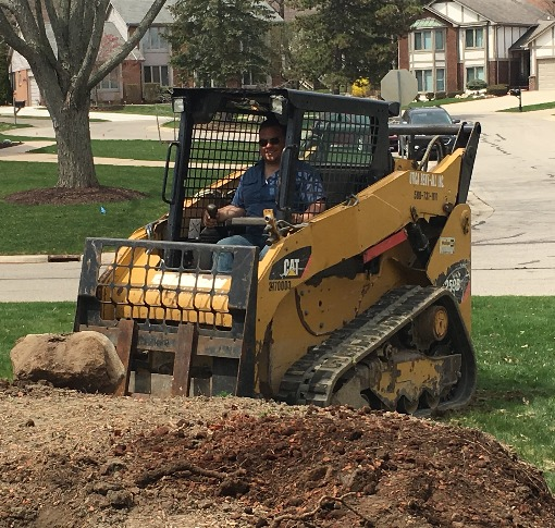 Professional Landscaping Services in Shelby Township