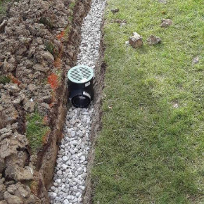 Professional French Drain Installation Greater Northern Detroit