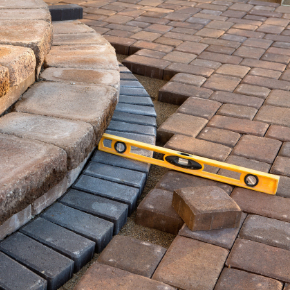 Patio Construction in Oakland Township