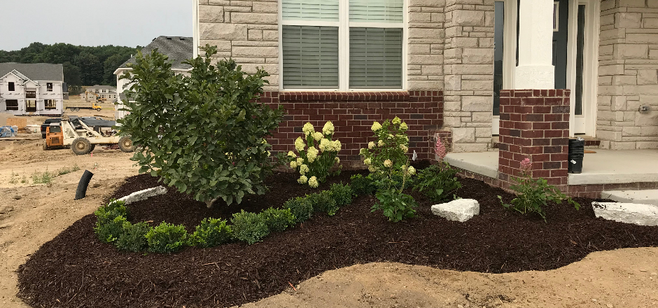 Mulch Bed Contractor Shelby Township, Michigan