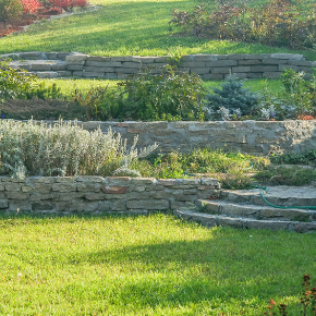 Retaining Wall Contractor in Shelby Township