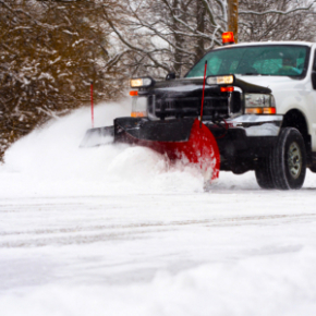 Snow Clearing Services for Residential and Commercial Roads Near Shelby Township, Michigan