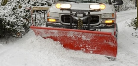 Commercial and Residential Snow Removal near Detroit