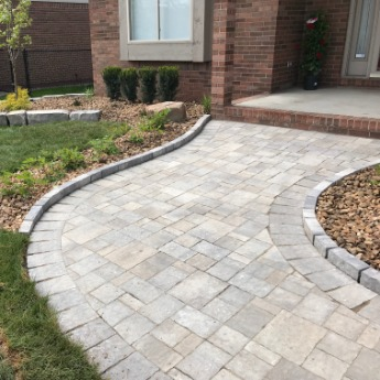 Residential Hardscape Contractor in Shelby Township, Michigan